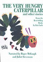 The Very Hungry Caterpillar (cd-bok)