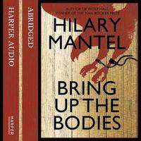 Bring Up the Bodies (cd-bok)