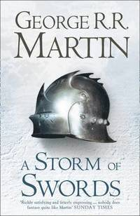 A Storm of Swords (Hardback Reissue) (inbunden)