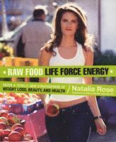 Raw Food Life Force Energy (häftad)