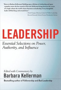 Bad leadership by barbara kellerman