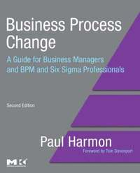 Business Process Change Second Edition (h�ftad)