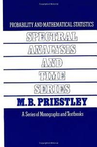 Spectral Analysis and Time Series, Two-Volume Set (häftad)