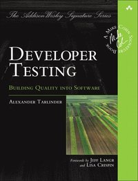 Developer Testing (häftad)