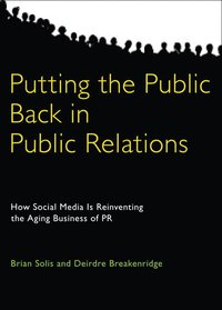Putting the Public Back in Public Relations (inbunden)