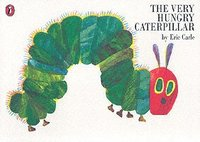 The Very Hungry Caterpillar (häftad)
