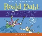 Charlie and the Great Glass Elevator (cd-bok)