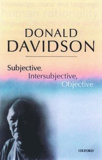 donald davidson essays on actions and events Given an attempt to account for human action, a number of basic concepts are necessarily invoked: agency, intention, and free will in the remaining essays in this section of the book, davidson.