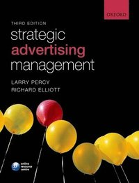 Strategic Advertising Management (h�ftad)