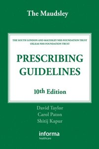 maudsley prescribing guidelines 12th edition pdf