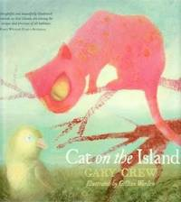 Cat on the Island (inbunden)