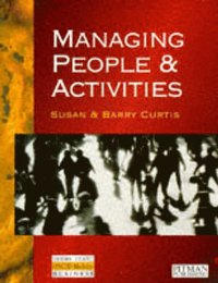 managing activities and people Managing/effecting the recruitment process by margaret a richardson recruitment, as a human resource management function, is one of the activities that impact most critically on the performance of an sufficient number of qualified people at the right place and time so that the people.