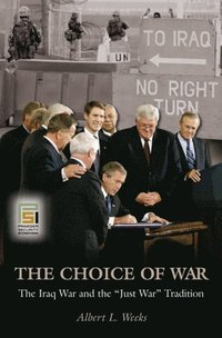 Iraq and Just War: A Symposium