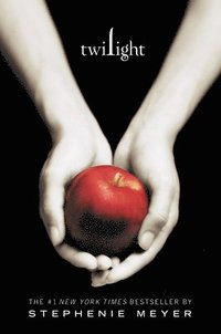 Omslagsbild: Twilight av Stephenie Meyer