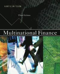 Multinational Finance (inbunden)