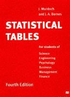 Statistical Tables (häftad)