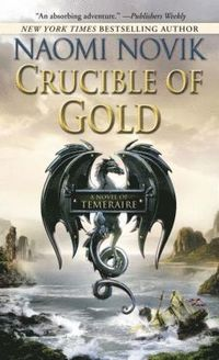 Crucible Of Gold (h�ftad)