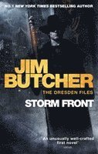 Storm Front: Bk. 1 (häftad)