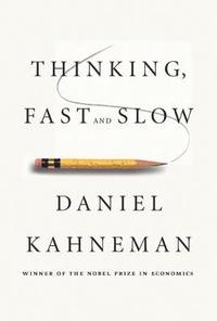 Thinking, Fast and Slow (inbunden)