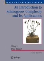 An Introduction to Kolmogorov Complexity and Its Applications (inbunden)