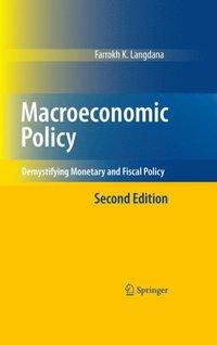 Macroeconomic Policy - E-bok - Farrokh Langdana