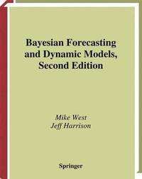 Bayesian Forecasting and Dynamic Models (inbunden)