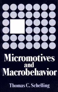 Micromotives And Macrobehavior (häftad)