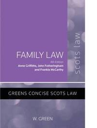 Family Law (häftad)