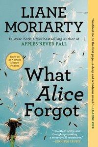 What Alice Forgot (häftad)