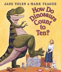 How Do Dinosaurs Count To Ten (h�ftad)