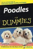 Poodles For Dummies (h�ftad)