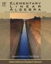 Elementary Linear Algebra with Supplemental Applications (h�ftad)