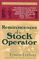 Reminiscences of a Stock Operator (häftad)