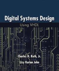 Digital Systems Design Using VHDL (h�ftad)
