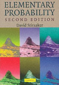 Elementary probability david stirzaker pdf