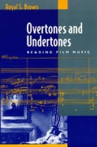 Overtones and Undertones (häftad)
