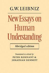 Essays on human understanding