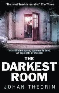 The Darkest Room (häftad)