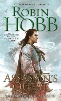 The Assassin's Quest (h�ftad)