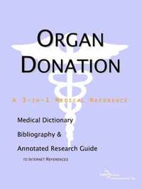 Annotated Bibliography on Organ Donation