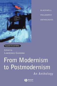 from modernism to postmodernism cahoone pdf