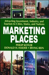 Marketing Places (häftad)