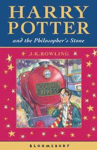 Harry Potter and the Philosopher's Stone (häftad)