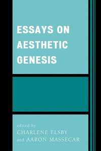 Essays on Aesthetic Genesis Book Cover