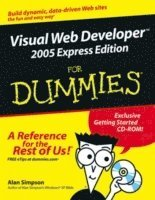 Visual Web Developer 2005 for Dummies