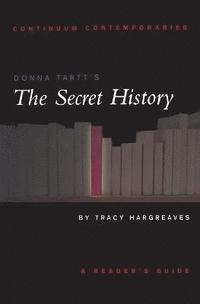donna tartts the secret history essay This one-page guide includes a plot summary and brief analysis of the secret history by donna tartt the secret history, by donna tartt,  and essay topics.