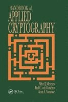 Handbook of Applied Cryptography (inbunden)