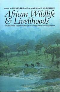 African Wildlife and Livelihoods (häftad)