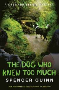 The Dog Who Knew Too Much (häftad)