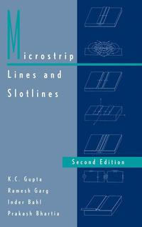 Microstrip Lines and Slotlines (inbunden)